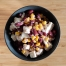 Kidneybohnen-Feta-Mais-Salat